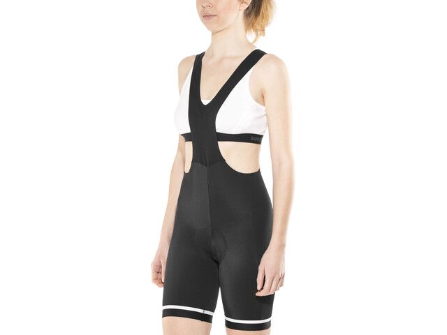 Etxeondo Koma 2 Bib Shorts Women black/white